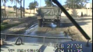 preview picture of video 'Iraq 2004 (OIF 1)'