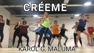 CRÉEME   KAROL G, MALUMA   ZUMBA