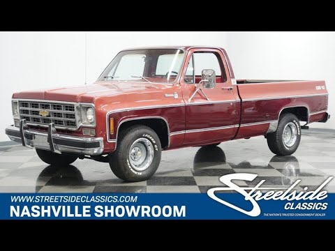 1978 Chevrolet C10 (CC-1375119) for sale in Lavergne, Tennessee