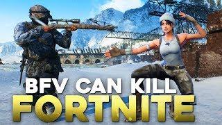 Battlefield V Can Kill Fortnite