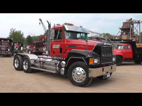 2016 Worcester Sand and Gravel Company Truck Show