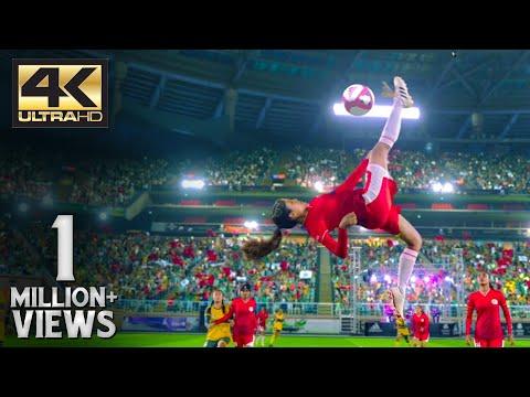 Climax Thendral Goal Scene   Bigil   4K