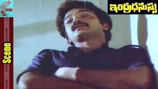 Rajashekar Reveals His Flashback Scene || Indradhanussu Movie || Rajashekar || MovieTimeCinema