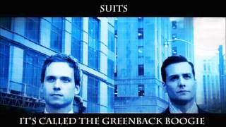 Theme from 'Suits' ~Ima Robot ~ Greenback Boogie ~ Lyrics