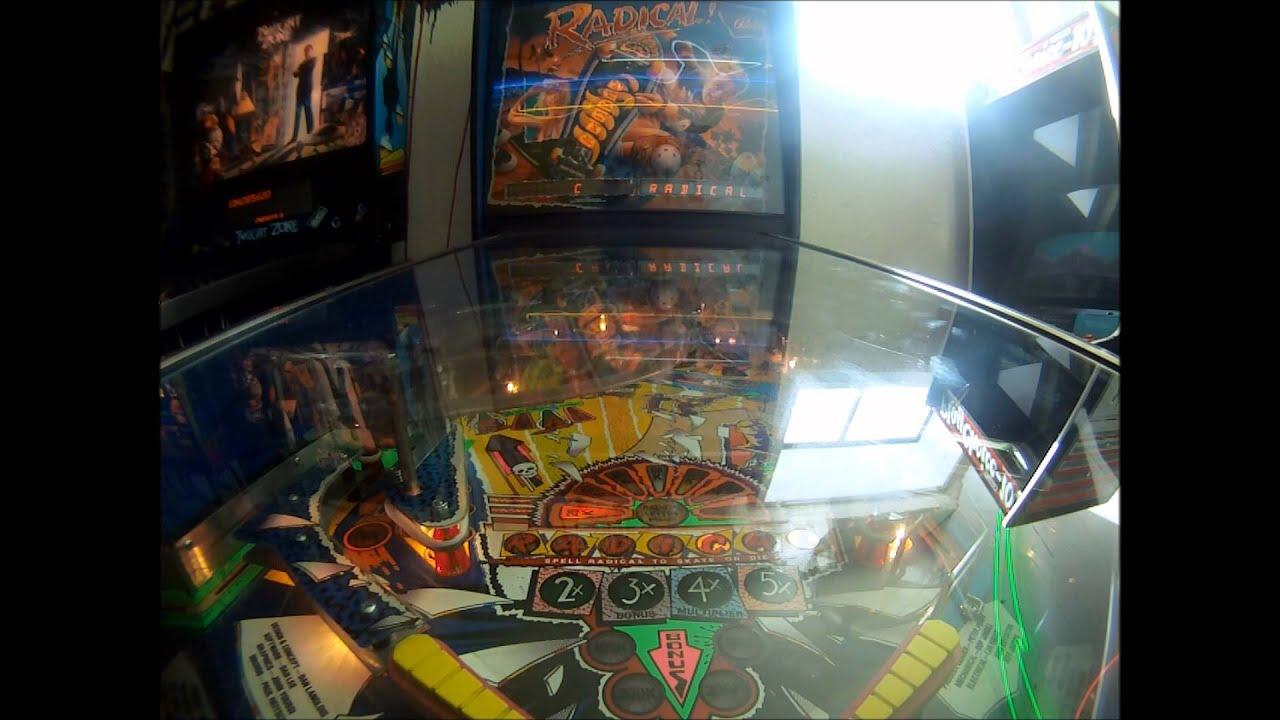 Add-A-Ball Arcade
