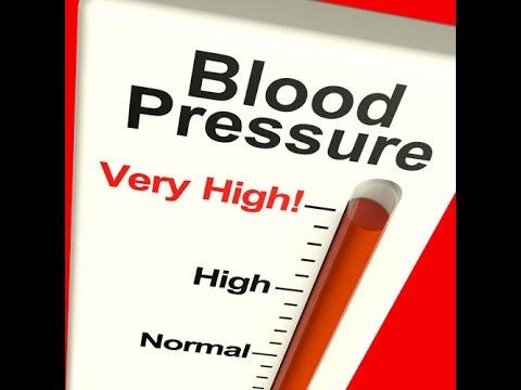 Κανονική πίεση αίματος σε ανθρώπους σε 57 χρόνια