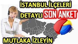 Seçimleri %100 bilen şirketten son anket! Mart 2019 yerel seçimleri Cumhur ittifakı CHP Ak Parti oyu