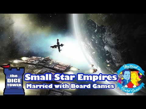 Small Star Empires Review with Married with Board Games