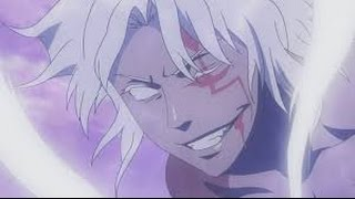 D.Gray-Man Hallow-Monster of my own