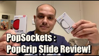 PopSocket PopGrip Slide Review/Unboxing
