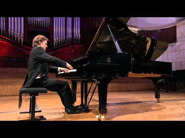 Chopin: Andante spianato and Grande Polonaise Brillante