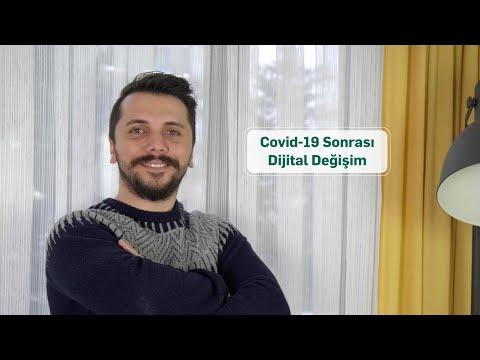 Sedat Akdemir – Covid 19 Sonrası Dijital Değişim