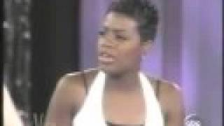 Fantasia Barrino Interview On The View