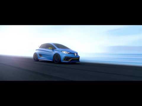 ZOE e-Sport Concept Tanıtım Videosu