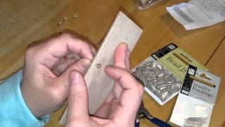 DIY Miniature Dollhouse Doorknob