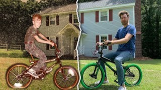 We Return To Our Childhood Homes (Part 1)