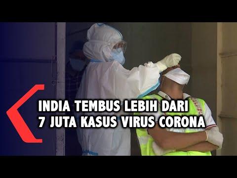 india tembus lebih dari juta kasus virus corona