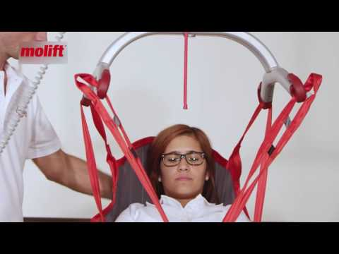 Molift Air Video Demontration