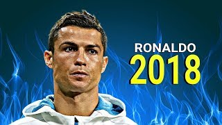 Cristiano Ronaldo - Clouded | Skills & Goals | 2017/2018 HD