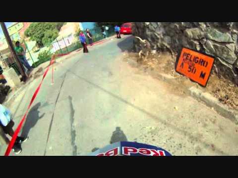 The Craziest Urban Bike Race Looks Even Crazier On Helmet Cam