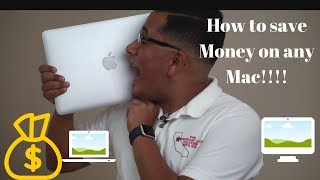 How to save money when buying a MacBook or iMac