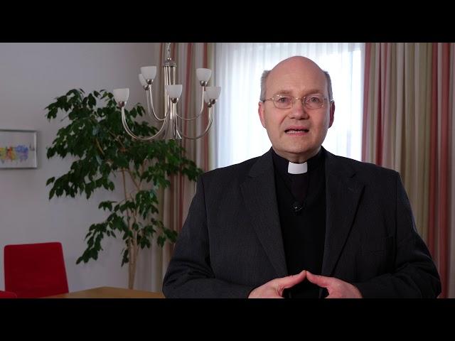 Bischof Dr. Helmut Dieser zur Corona-Pandemie