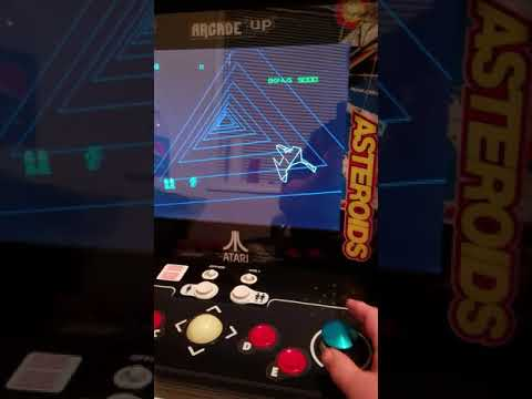 Arcade1Up Asteroids Spinner Issues FIXED (QUICK AND CHEAP