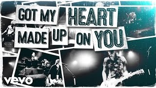 R5   Heart Made Up On You