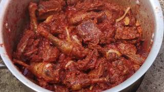 HOW TO MAKE YUMMY PARTY CHICKEN FOR 15-20 PEOPLE