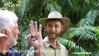 Skyrail Train Cairns Tours