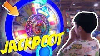 Gen Halilintar Kids Main Di Timezone Sampai Jackpot!!!