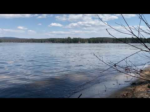 Lake Winnisquam Waves