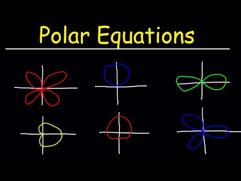 How To Graph Polar Equations