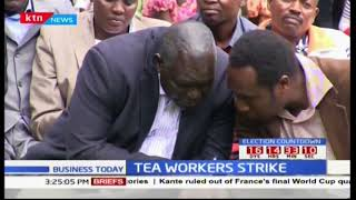 Business Today - 9th October 2017: Over 20,000 Tea workers set to go on strike