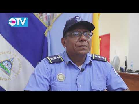 Policía Nacional captura a delincuente por el delito de asesinato en Siuna