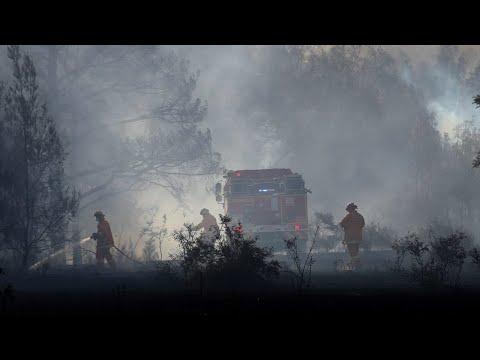 Matt Kean links bushfires to climate change