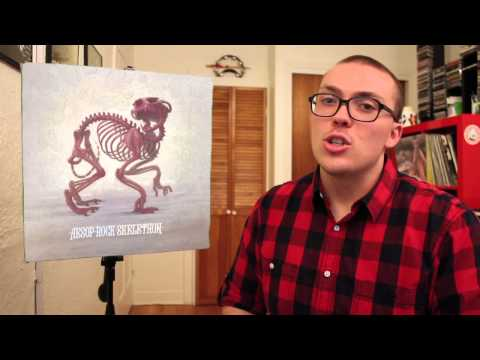 Aesop Rock- Skelethon ALBUM REVIEW