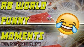 RB WORLD FUNNY MOMENTS #1 (FUNTAGE) | Ft. Mythien | Zurked