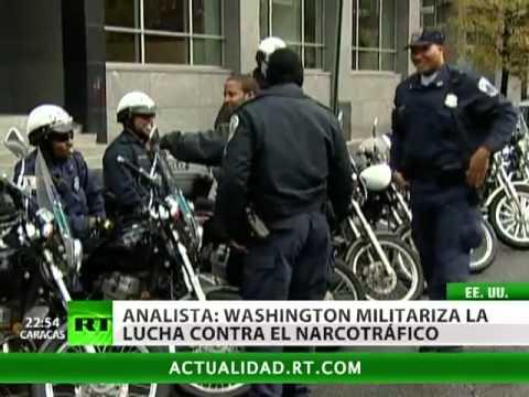 EE.UU. admite que cada vez más los cárteles mexicanos pasan su frontera