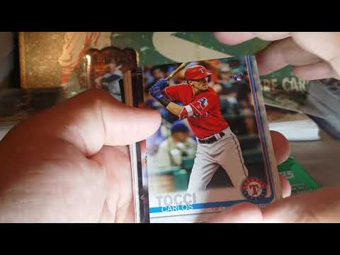 Another 2019 topps series 2 blaster