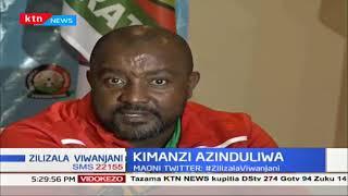 FKF yamzindua Francis Kimanzi kama kocha mkuu wa Harambee Stars | ZILIZALA VIWANJANI