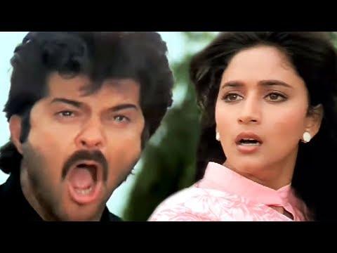 Anil Kapoor's love for Madhuri Dixit   Tezaab   Bollywood Scene 11/20