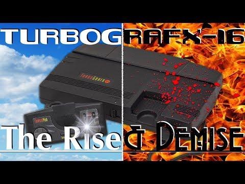 TurboGrafx-16: The Rise & Demise