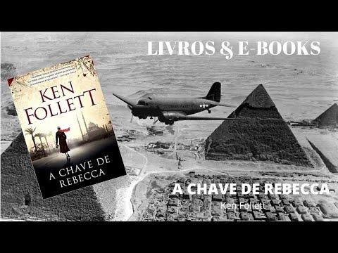 #FOLLETT2019 A CHAVE DE REBECCA - Ken Follett