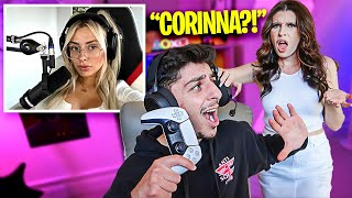 Gaming with Another Girl to see How my Girlfriend Reacts!