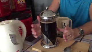 The Basics: How to Use a French Press Coffee Maker?