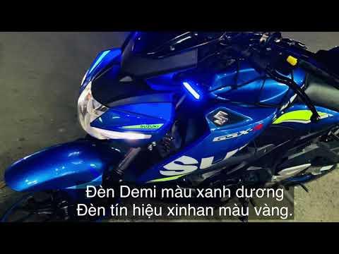 Suzuki GSX lắp Xinhan Spririt Beast L19 V2