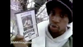 Masta Ace Host Rap City!!!  Madden 94' in His Hip Hop Bag!