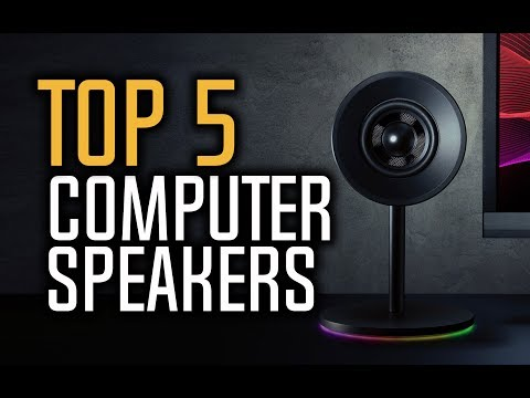 Best Computer Speakers In 2018 - Which Is The Best Computer Speaker? Mp3
