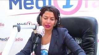 Hasna El Maghribia - mozaïk avec Mountassir